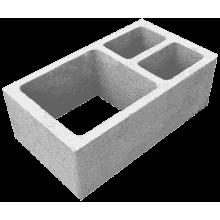 Вентиляционный керамзитобетонный блок
